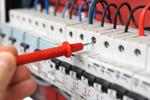 manutenzione impianti elettrici Trediemme Roma