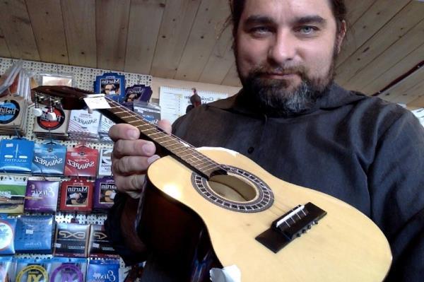 Insegnante chitarra