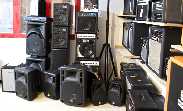 Vendita amplificatori