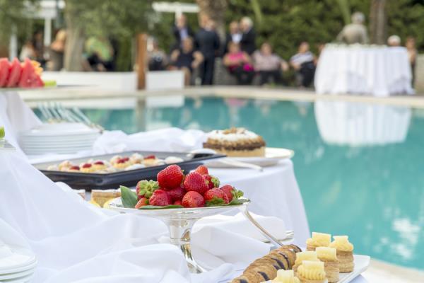 Organizzazione Banqueting party service viterbo