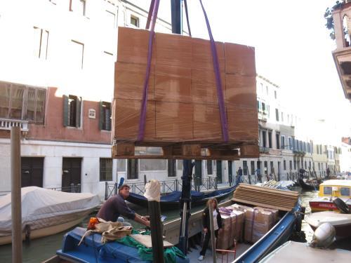 trasporto oggetti venezia