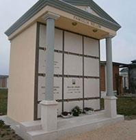 Cappella marmo