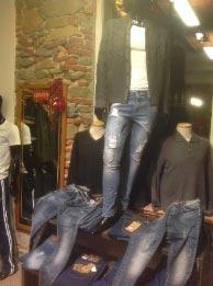 negozio di abbigliamento Monsummano Terme
