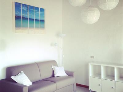 Appartamento bilocale 4 posti, 100 metri dalla spiaggia, complesso Scala Chiusa