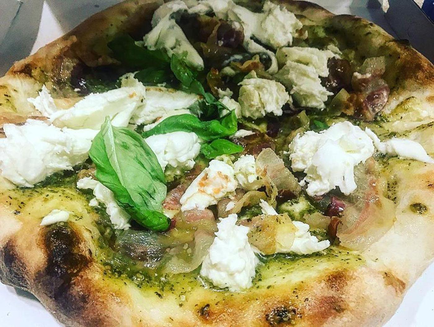 pizza ad alta digeribilità ancona