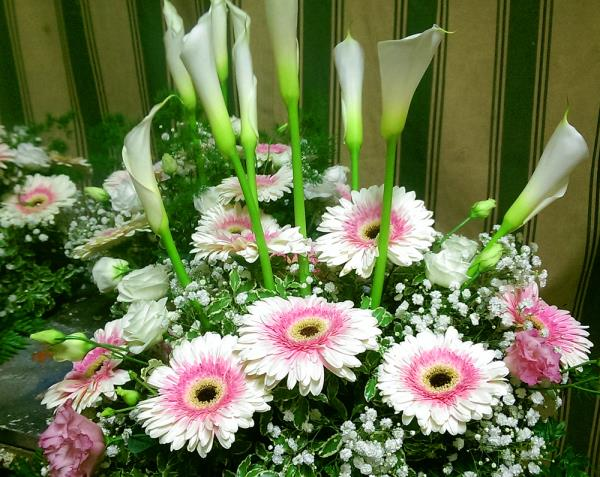 composizioni floreali Siena