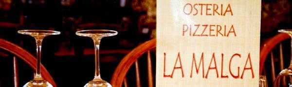 ristorante la malga - take away