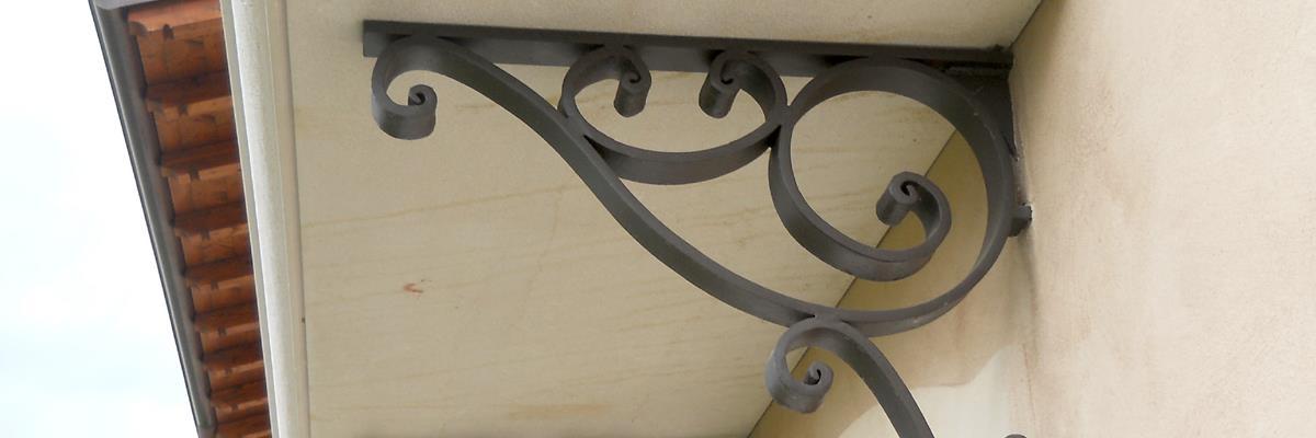lavorazione ferro battuto artistica brescia