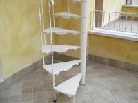 scale in ferro battuto brescia