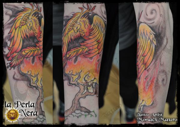 tatuaggi La Perla Nera Tattoo Roma Prati