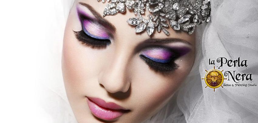 Make Up Semipermanente Roma Prati La Perla Nera Tattoo Studio