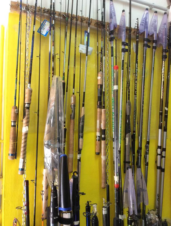 negozio caccia pesca Terni