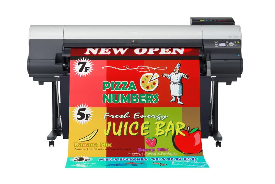 Stampa digitale di grande formato Aprilia