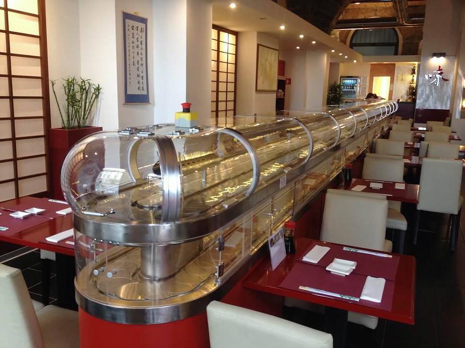 ristorante sushi Trieste