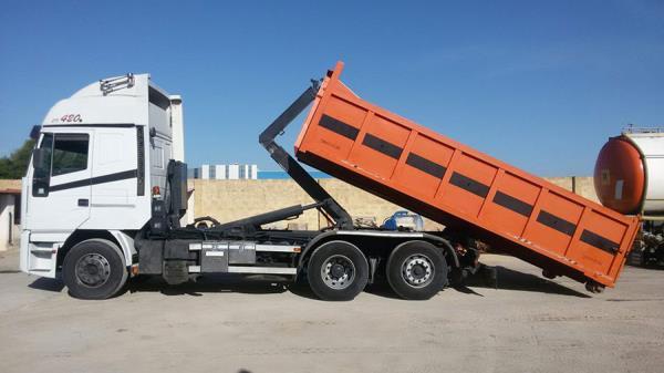 trasporto smaltimento rifiuti speciali Marsala (Trapani)