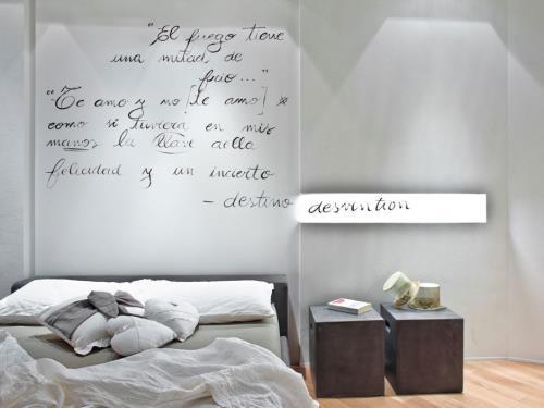Scritta muro