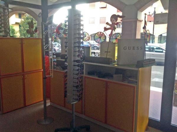 negozio ottica Monte San Savino