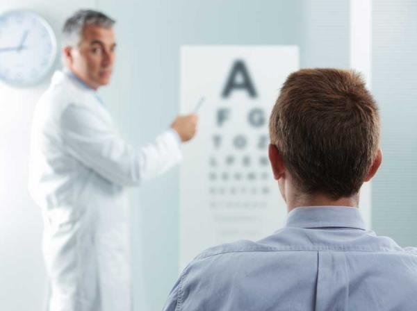 controllo della vista Arezzo
