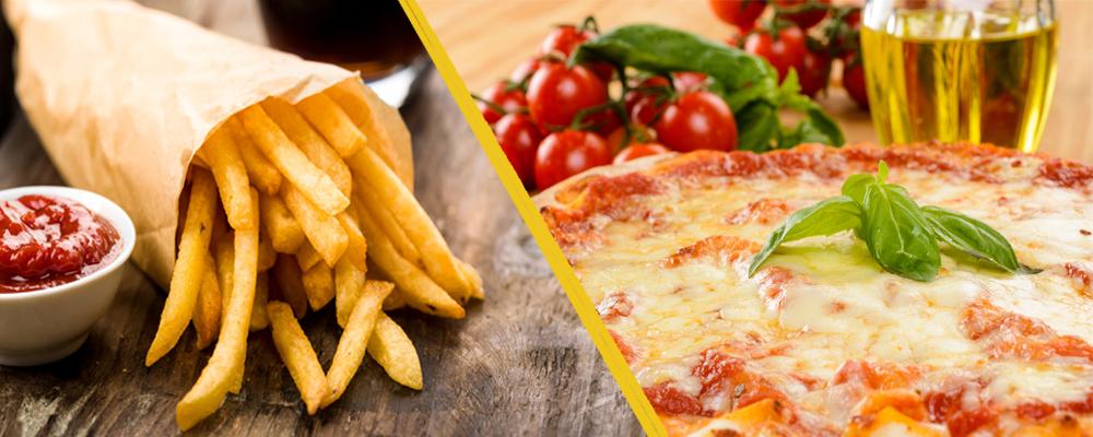 pizzeria con consegne a domicilio La Spezia
