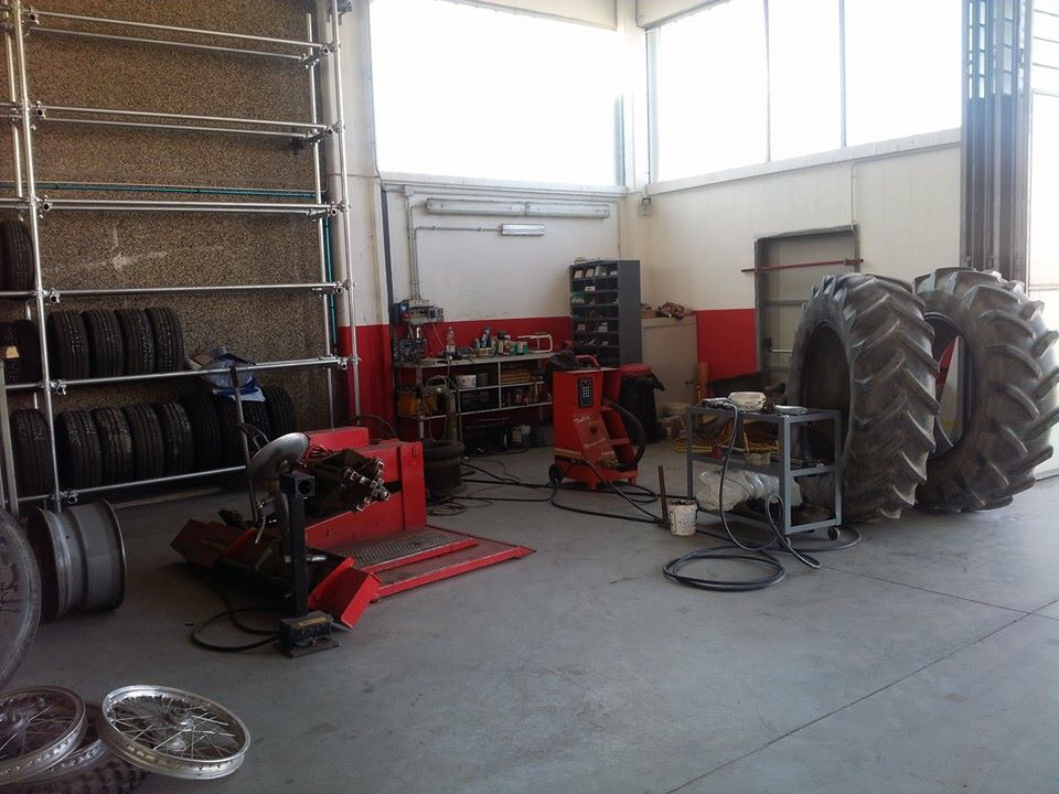 Gomme trattori Torino