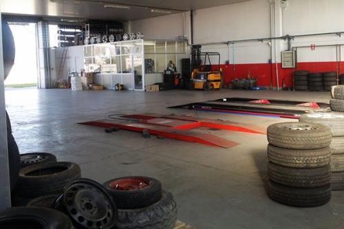 Cambio pneumatici Torino
