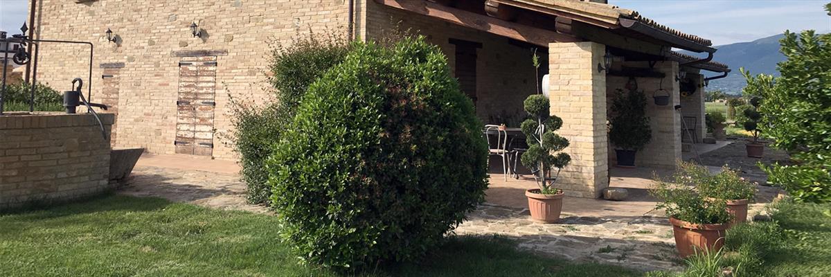 Agriturismo vicino Perugia