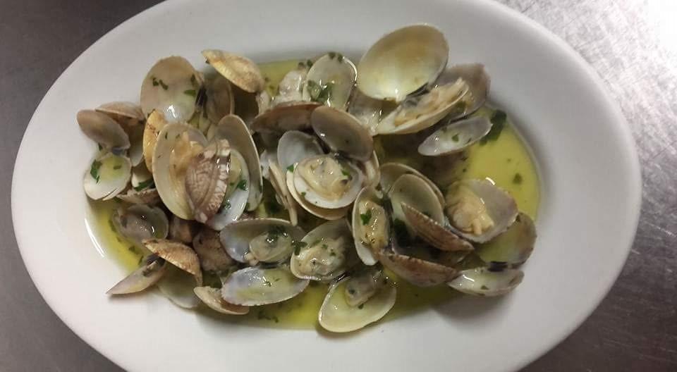 menu di pesce penisola Sinis