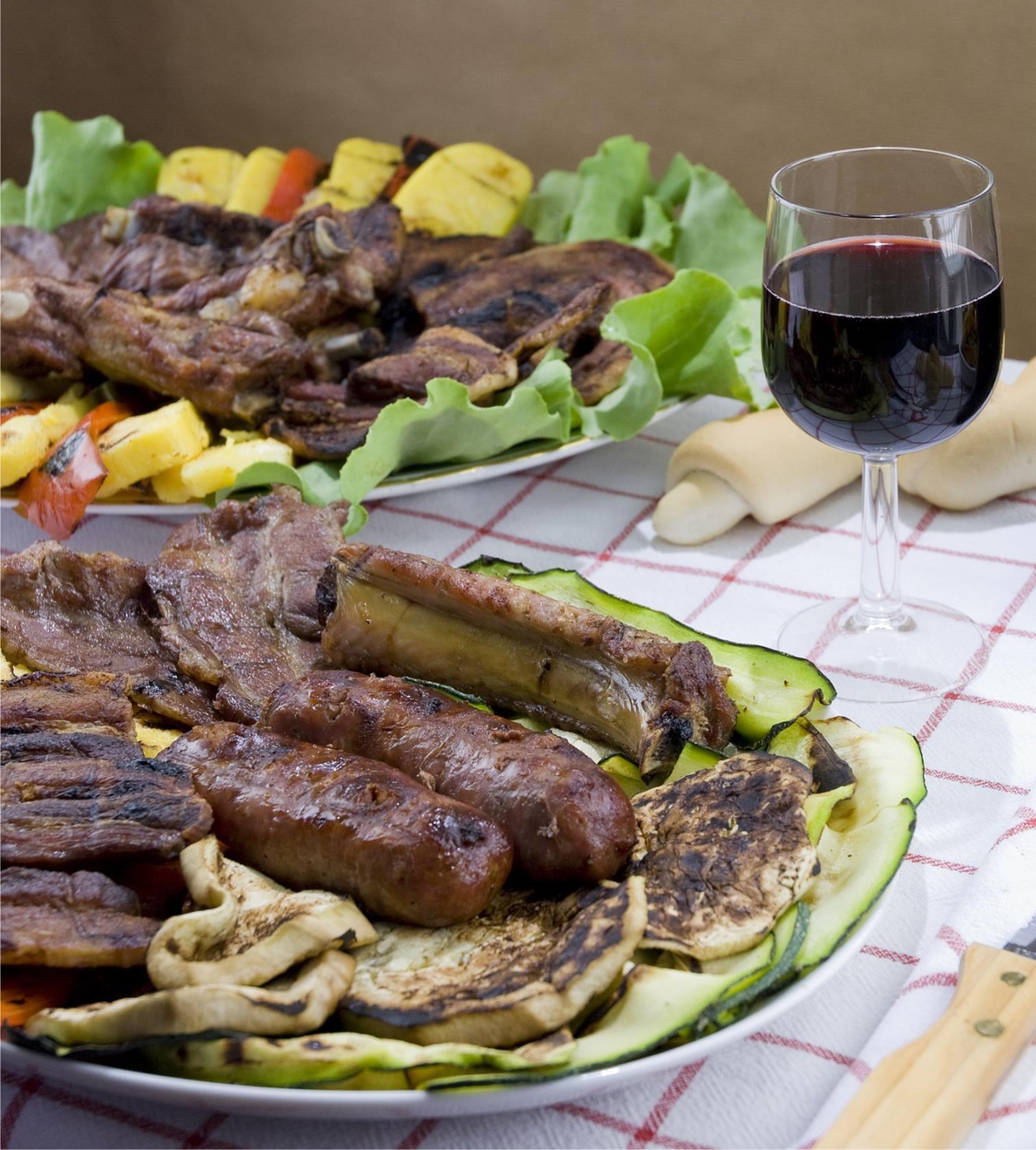piatti di carne