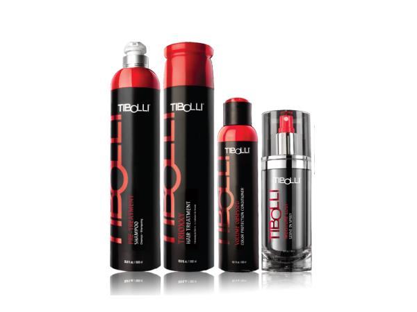 prodotti per capelli ricci Tibolli