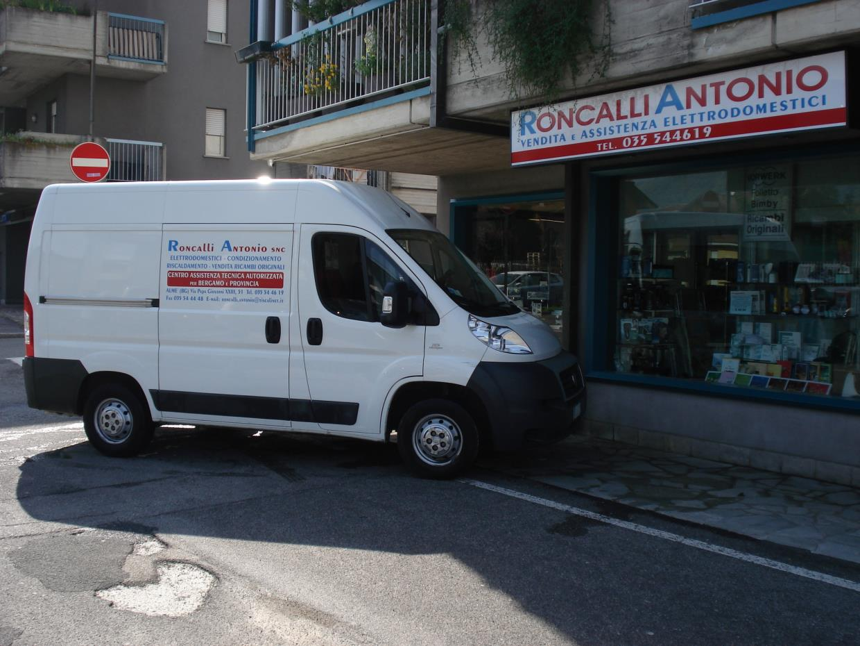 Roncalli assistenza elettrodomestici Almè Bergamo