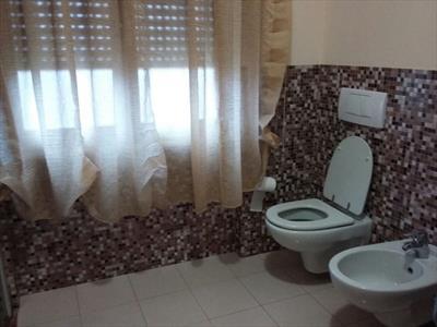 formazione  di bagno in mosaico