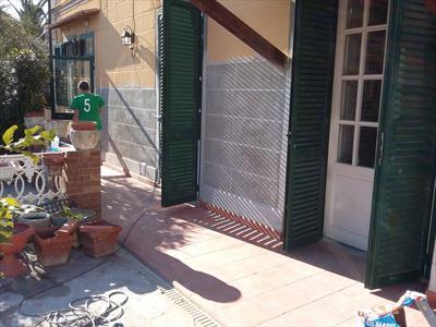 rifacimento muro esterno con trattamento antiumido