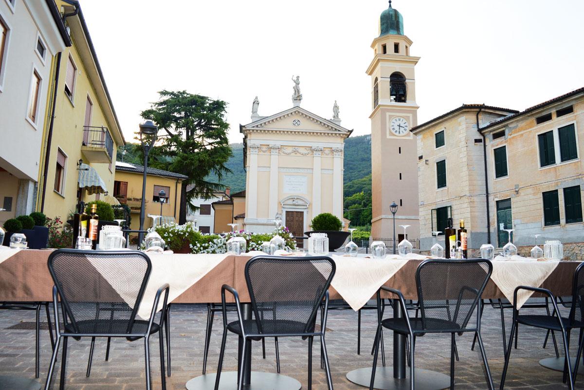 ristorante con menù fisso Villaga Vicenza