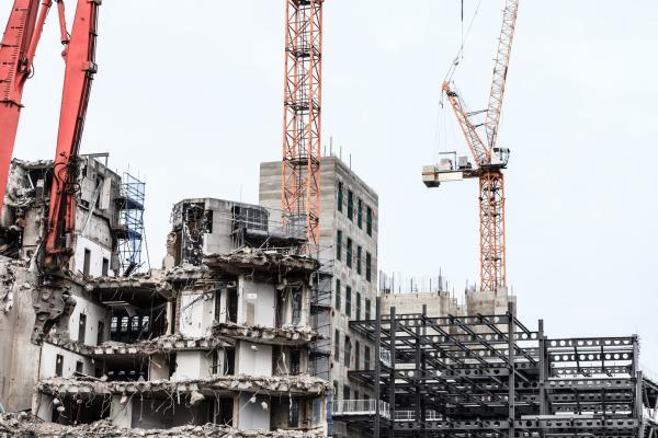 demolizioni edifici Gorizia