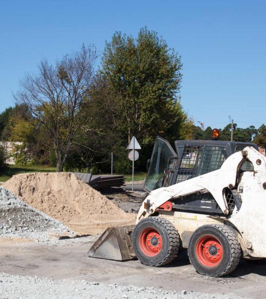 scavi e movimento terra Gorizia