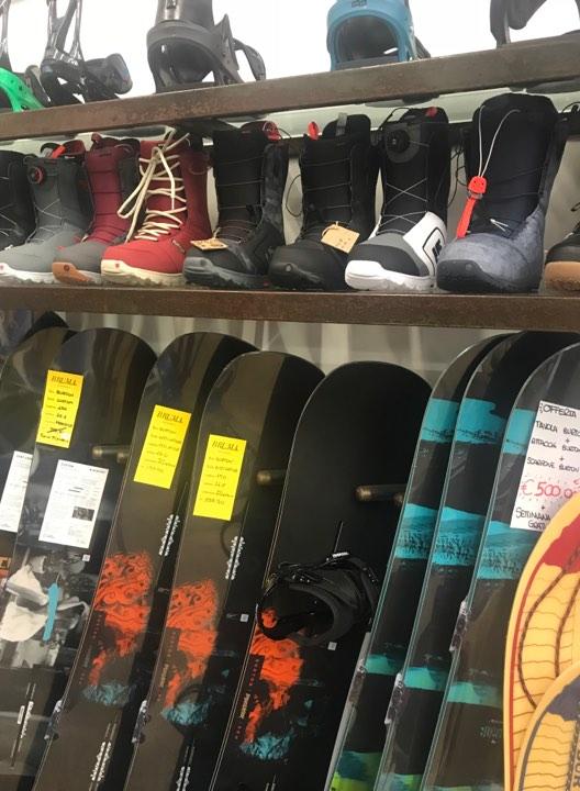 snowboard Viterbo