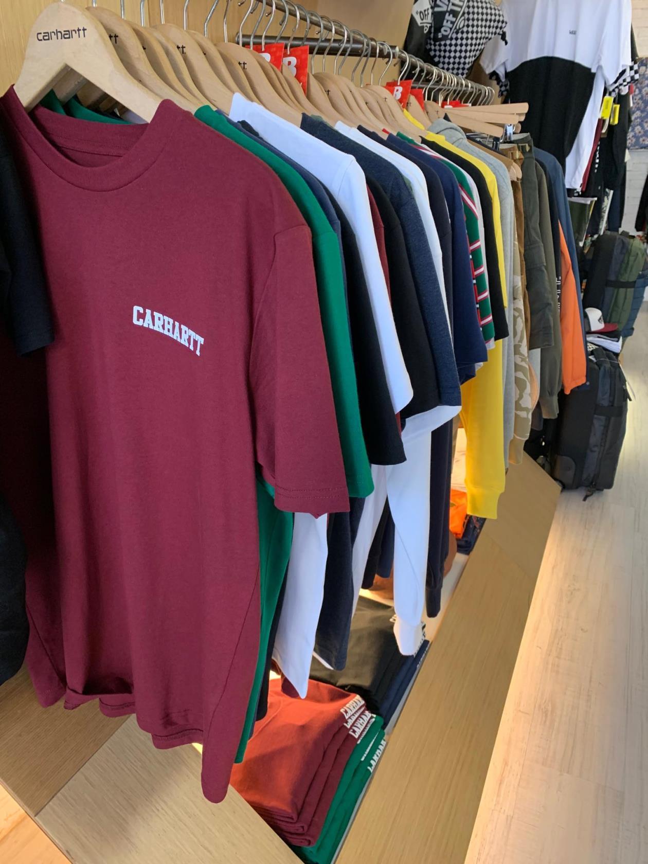 abbigliamento street Viterbo
