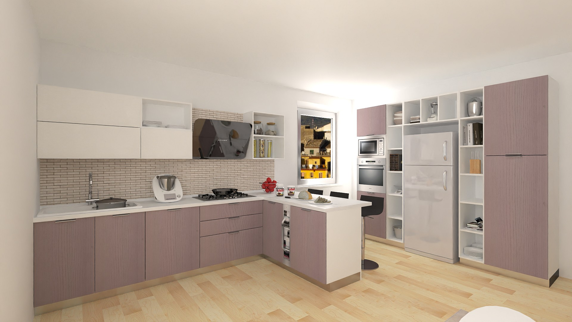 time to cook cucine mobilstyle