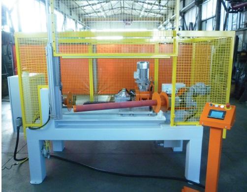 costruzione macchine edilizia impermeabilizzazioni