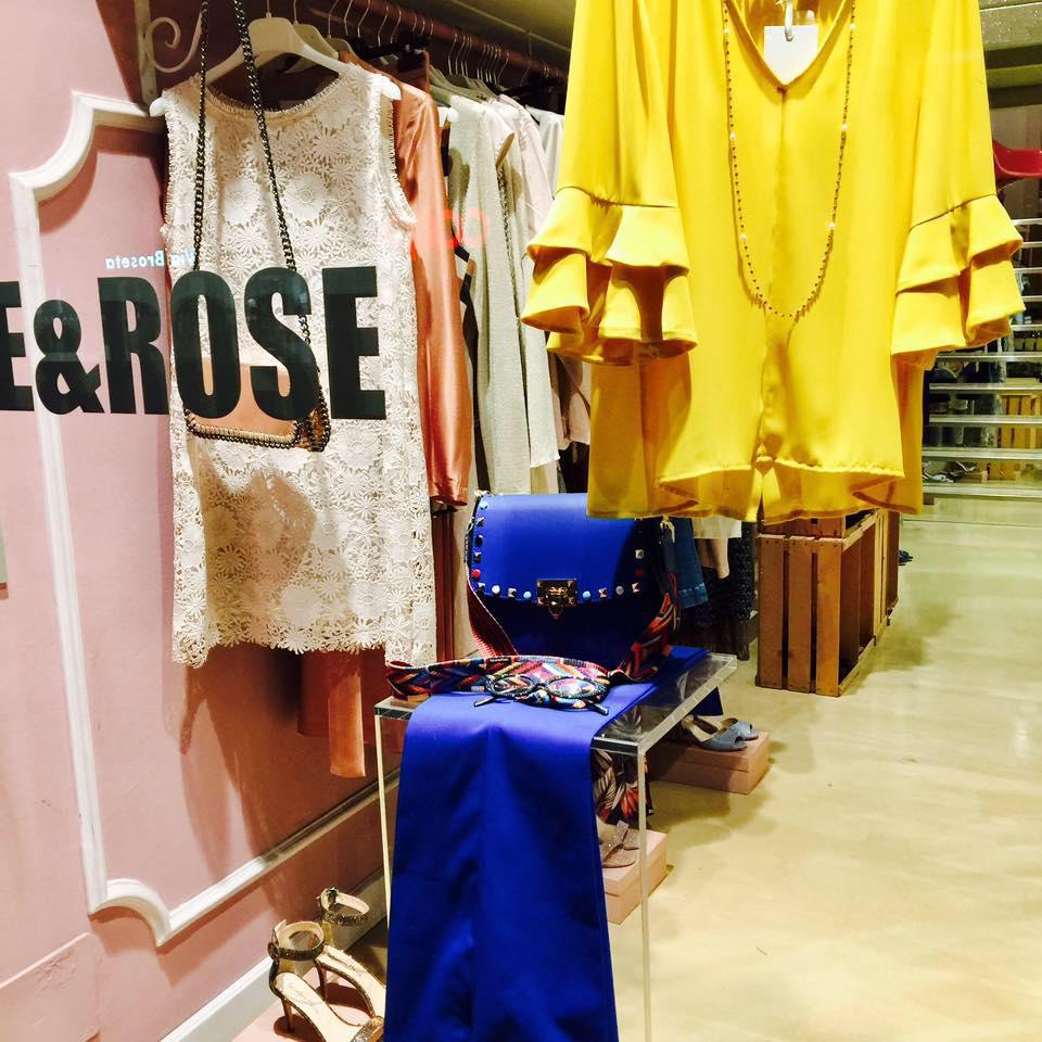negozio Rose & Rose Bergamo