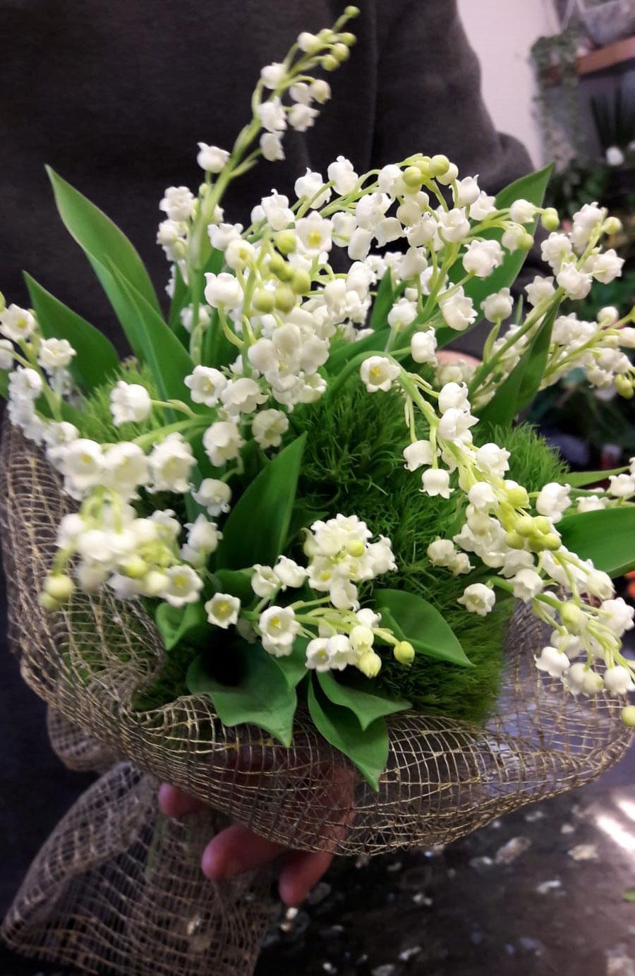bouquet di fiori macerata