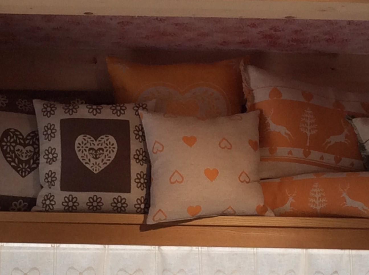 cuscini quadrati