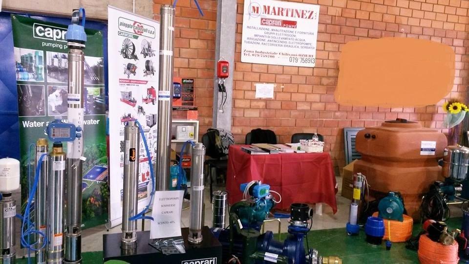 Martinez Installazione e Forniture
