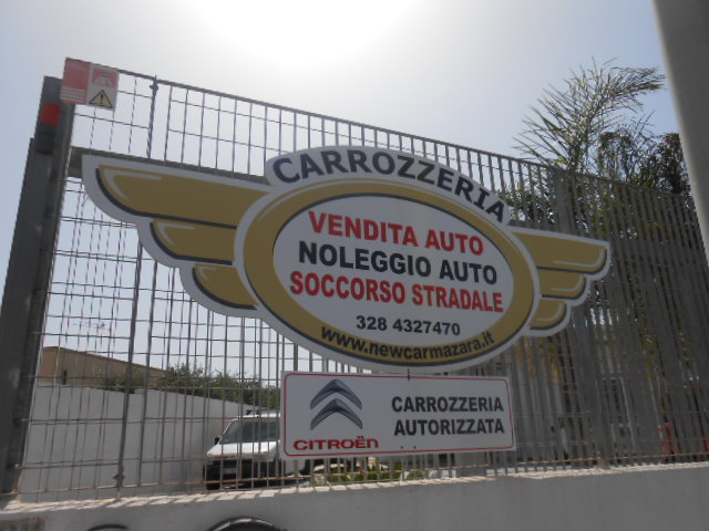 Carrozzeria New Car Mazara del Vallo Trapani