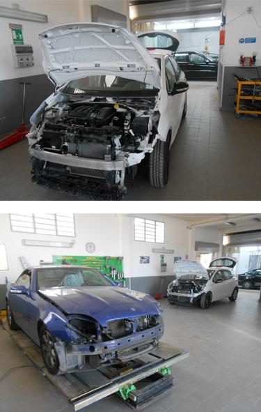 riparazione carrozzeria auto Mazara del Vallo Trapani