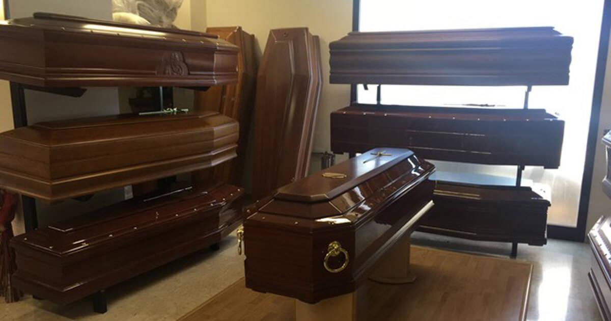 onoranze funebri funerale completo marsala