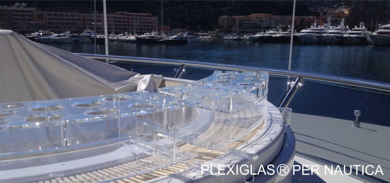 Lavorazione Plexiglass per Nautica Sanremo Bordighera Costa Azzurra Imperia Liguria