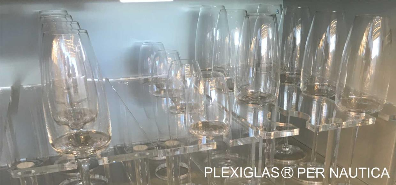 Lavorazione Plexiglass Plexiglas per Nautica Sanremo Imperia Costa Azzurra Liguria