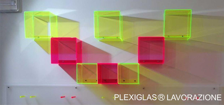 Lavorazione Plexiglass Sanremo Imperia Costa Azzurra Liguria Genova Piemonte Lombardia | LA TECOPLEX