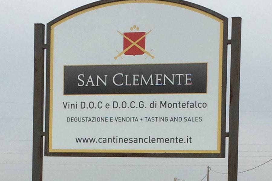 produzione e vendita vino Montefalco Perugia